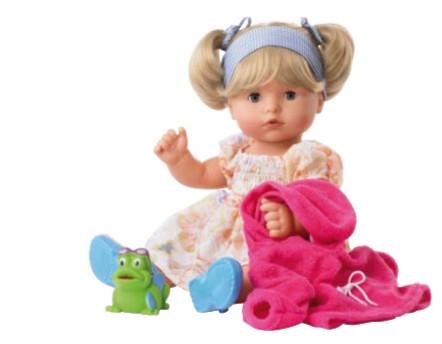Иллюстрация 1 из 4 для Кукла Аквини блондинка (1018232) | Лабиринт - игрушки. Источник: Лабиринт
