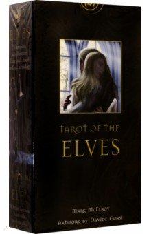 Таро ЭльфовГадания. Карты Таро<br>Тайны, которые нашептали сами Духи Природы - Эльфы.<br>78 Арканов Таро с инструкцией.<br>Упаковка: картонная коробка.<br>