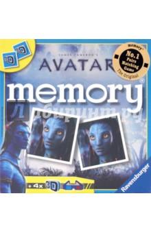 Настольная игра Avatar 3D. Мемори