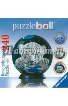 """Паззл-шар """"Белый тигр"""" (110391)"""