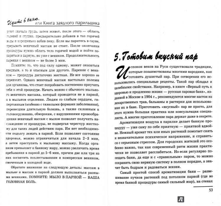 Иллюстрация 1 из 17 для Идите в баню, или книга заядлого парильщика - Давыдова, Кулинич   Лабиринт - книги. Источник: Лабиринт