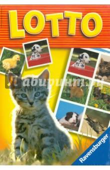 Настольная игра Зоологическое лото