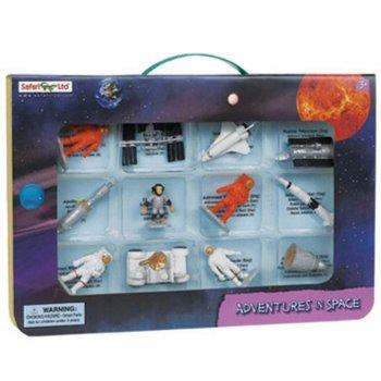 Иллюстрация 1 из 7 для Приключения в космосе (701304)   Лабиринт - игрушки. Источник: Лабиринт