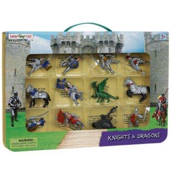 Иллюстрация 1 из 15 для Рыцари и дракон (701504) | Лабиринт - игрушки. Источник: Лабиринт