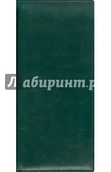 """Визитница 96 """"Эсприт"""" зеленая (HZ35204k)"""