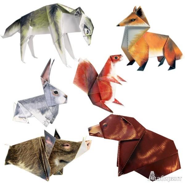 """Иллюстрация 1 из 2 для Путешествие с оригами """"Евразия"""" (АБ 11-302)   Лабиринт - игрушки. Источник: Лабиринт"""