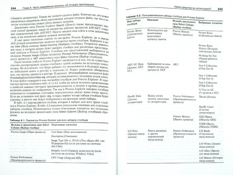 Иллюстрация 1 из 15 для Отладка приложений для Microsoft.Net. Мастер-класс - Джон Роббинс | Лабиринт - книги. Источник: Лабиринт
