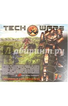 Настольная игра Techwars. Битва в лесу