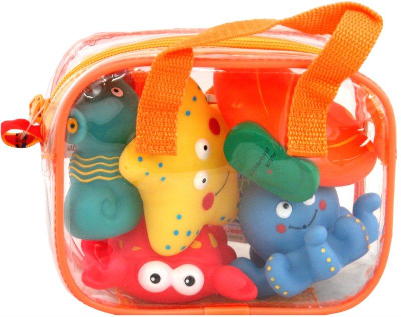 """Иллюстрация 1 из 3 для Игрушки для ванны """"Океан"""" (700OC)   Лабиринт - игрушки. Источник: Лабиринт"""