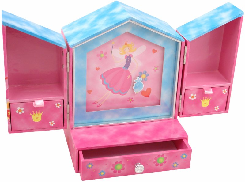 """Иллюстрация 1 из 2 для Шкатулка музыкальная """"Принцесса"""" (641000)   Лабиринт - игрушки. Источник: Лабиринт"""