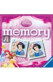 Настольная игра Принцессы. Мемори мини