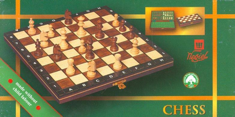Иллюстрация 1 из 5 для Шахматы магнитные | Лабиринт - игрушки. Источник: Лабиринт