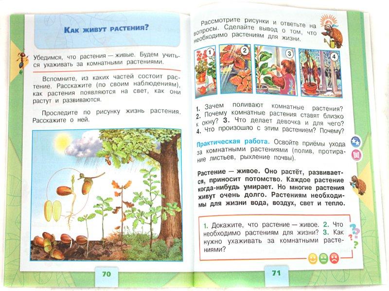 Учебник Окружающий Мир 3 Класс Плешаков Читать 1 Часть