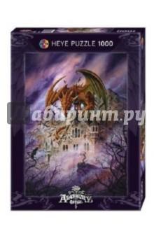 """Puzzle-1000 """"Дракон на крыше"""" (29278)"""