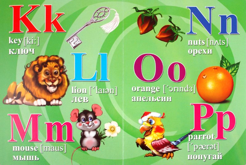 Сделать азбуку по английскому языку своими руками