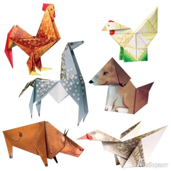 Иллюстрация 1 из 2 для Мое первое оригами. Ступень 3 (АБ 11-123)   Лабиринт - игрушки. Источник: Лабиринт