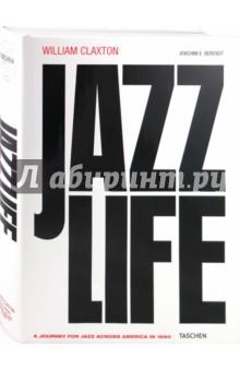 Claxton William, Berendt Joachim Jazzlife (+CD)