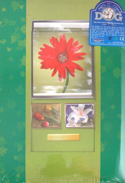 """Иллюстрация 1 из 6 для Фотоальбом на 300 фотографий """"Natural beauty"""" (10039 AG46300/C)   Лабиринт - сувениры. Источник: Лабиринт"""