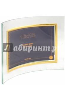 Фоторамка стеклянная 10х15 см (GT114)