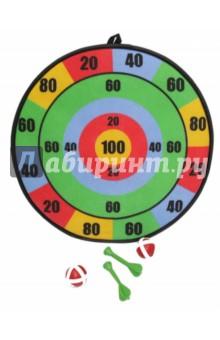 """Дартс """"В яблочко"""" с дротиками и мячами (631550R)"""
