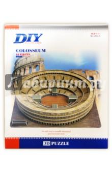 Пазл 3D Колизей 84 деталей (2804D)
