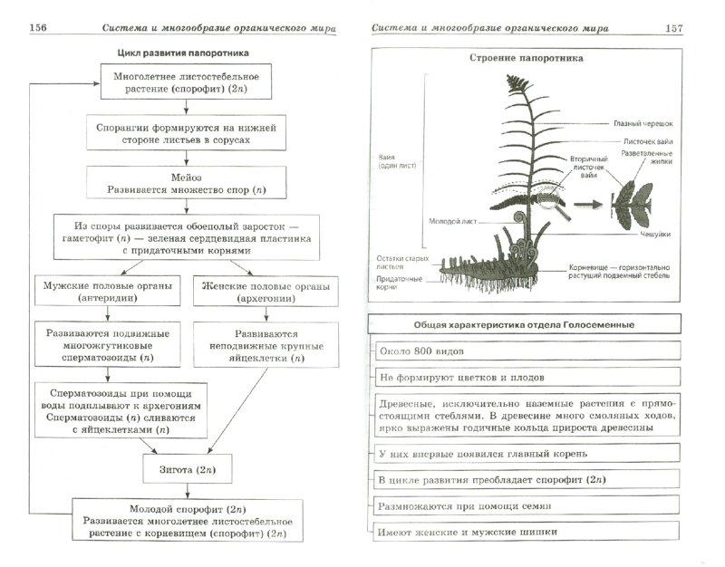 Торгалов, Ионцева - Биология в схемах и таблицах обложка книги Биология в схемах и таблицах 8 рец.