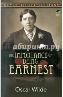 The Importance of Being EarnestХудожественная литература на англ. языке<br>Here is Oscar Wilde s most brilliant tour de force, a witty and buoyant comedy of manners that has delighted millions in countless productions since its first performance in London s St. James  Theatre on February 14, 1895. The Importance of Being Earnest is celebrated not only for the lighthearted ingenuity of its plot, but for its inspired dialogue, rich with scintillating epigrams still savored by all who enjoy artful conversation. <br>From the play s effervescent beginnings in Algernon Moncrieff s London flat to its hilarious denouement in the drawing room of Jack Worthing s country manor in Hertfordshire, this comic masterpiece keeps audiences breathlessly anticipating a new bon mot or a fresh twist of plot moment to moment.<br>This finely produced volume is an unabridged, unaltered reprinting of an authoritative early British edition.<br>Unabridged Dover (1990) republication of the standard text (play first published by Leonard Smithers &amp;amp; Co., London, 1899). Publisher s Note.<br>