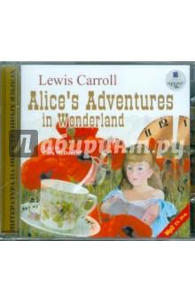 Алиса в Стране Чудес (на английском языке) (CDmp3)Классическая зарубежная литература<br>Общее время звучания: 3 часа 24 мин.<br>Формат: MPEG-I Layer-3 (mp3), 192 Kbps, 16 bit, 44.1 kHz, mono<br>Серия: Литература на иностранных языках<br>Читает: Cora McDonald <br>Носитель: 1 CD<br>Что будет, если пойти за спешащим Белым Кроликом в жилете? Можно ли оказаться не в своем уме, а в чужом? А встречали ли вы улыбку без кота? И почему нельзя убить время за чаепитием с Мартовским Зайцем? Удивительные ответы на удивительные вопросы можно найти только в Стране чудес, нырнув за отважной Алисой в кроличью нору, пережив множество захватывающих приключений и разгадав по пути тысячу головоломок.<br>