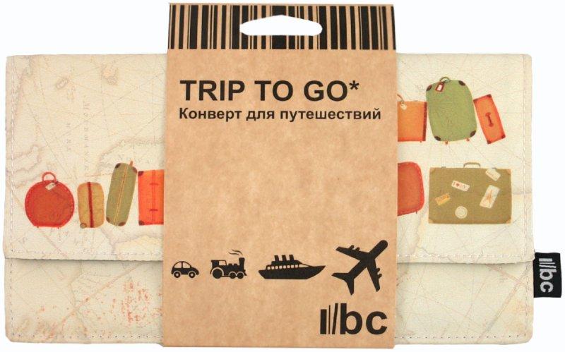 Иллюстрация 1 из 4 для Конверт для путешествий (Tp 1.104) | Лабиринт - канцтовы. Источник: Лабиринт
