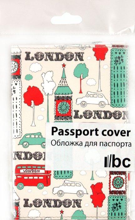 Иллюстрация 1 из 4 для Обложка для паспорта (Ps 7.6) | Лабиринт - канцтовы. Источник: Лабиринт