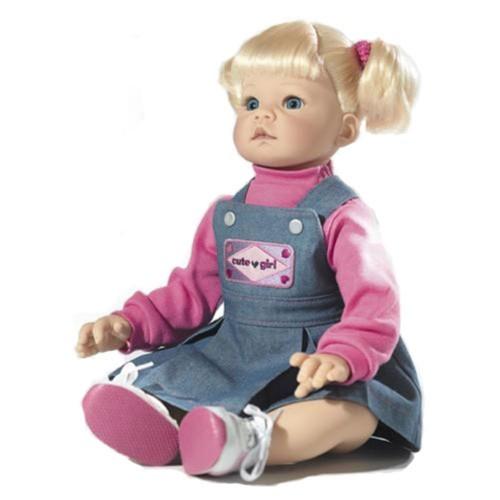 Иллюстрация 1 из 2 для Малышка Саванна блондинка (02351) | Лабиринт - игрушки. Источник: Лабиринт