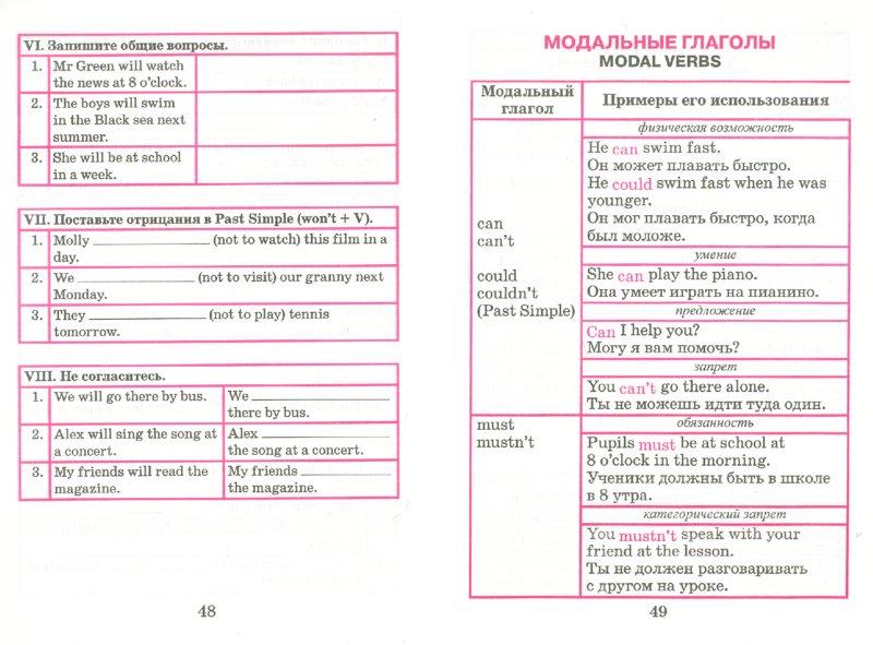 грамматика английского языка в