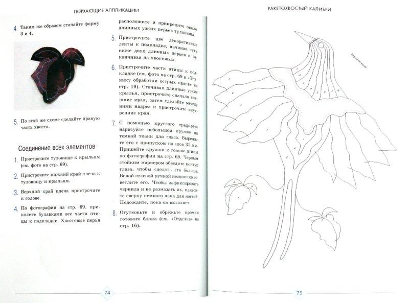 Иллюстрация 1 из 24 для Порхающие аппликации - Джейн Таунсвик   Лабиринт - книги. Источник: Лабиринт