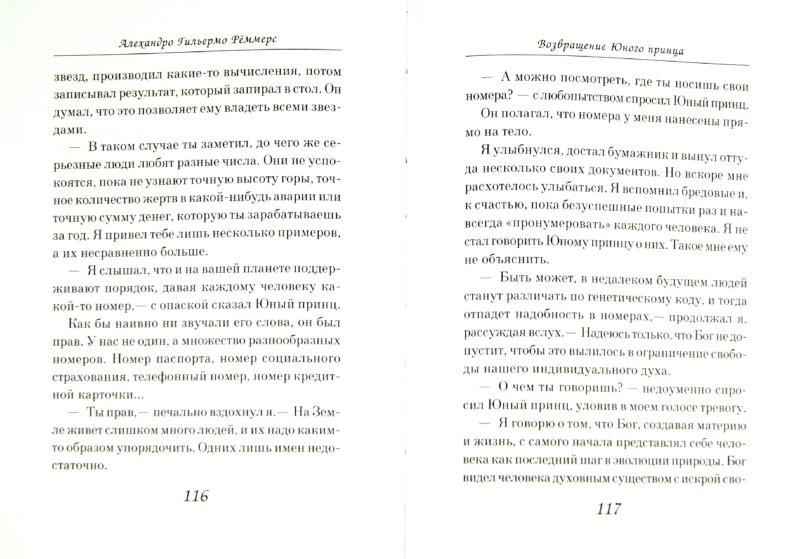 Иллюстрация 1 из 4 для Возвращение Юного принца - Алехандро Рёммерс | Лабиринт - книги. Источник: Лабиринт