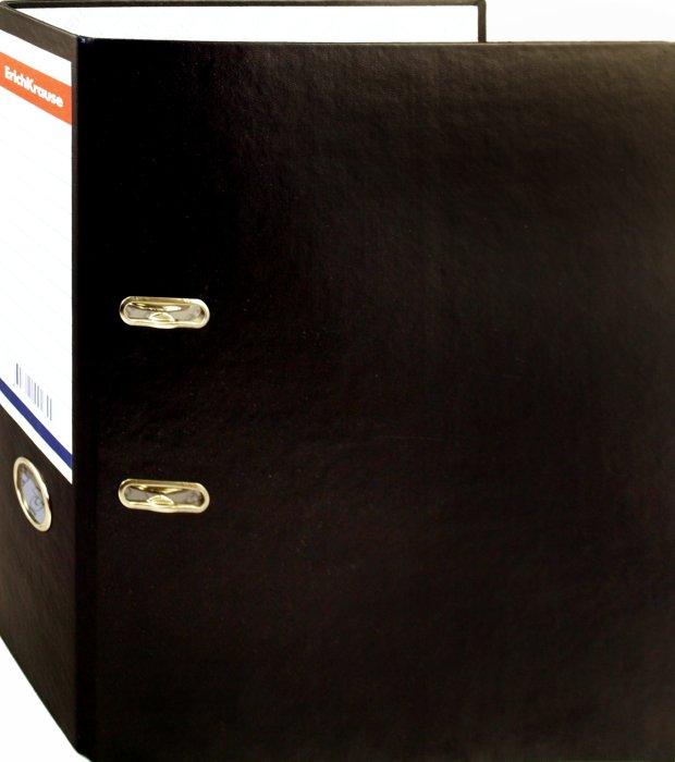 Папка-регистратор с покрытием PVC 80 мм А4 красная IND 8/24 PVC КР