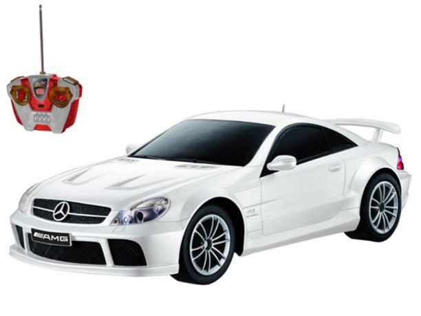 """Иллюстрация 1 из 2 для Машина радиоуправляемая """"Mercedes-Benz"""" (LC296760-8)   Лабиринт - игрушки. Источник: Лабиринт"""