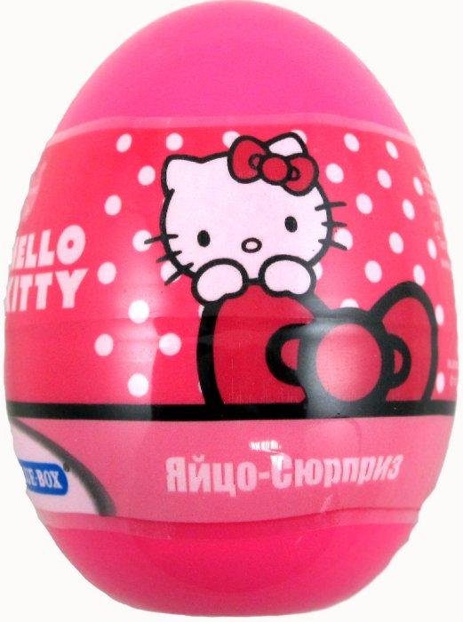 Иллюстрация 1 из 3 для Яйцо сюрприз Hello Kitty (003345) | Лабиринт - игрушки. Источник: Лабиринт