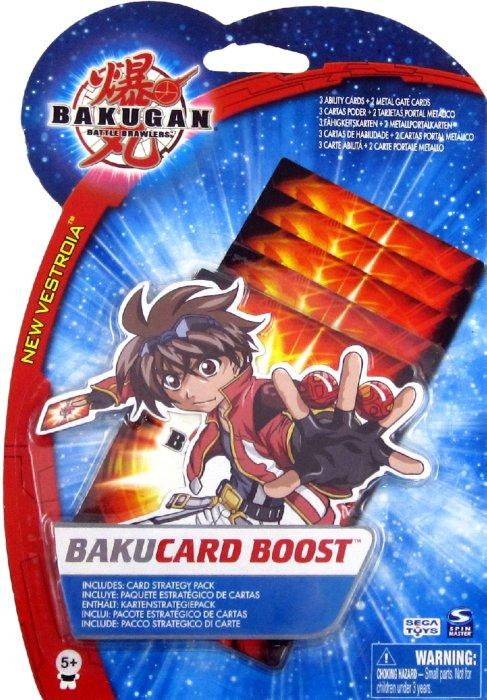 Иллюстрация 1 из 3 для Набор карточек Bakugan 5 штук (64263) | Лабиринт - игрушки. Источник: Лабиринт