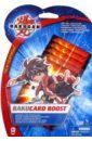 Набор карточек Bakugan 5 штук  ...