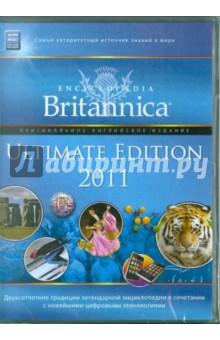 Britannica 2011 Ultimate Edition. Английская версия (DVD)