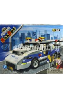 """Конструктор """"Машина Полиция"""" 350 деталей (8333)"""