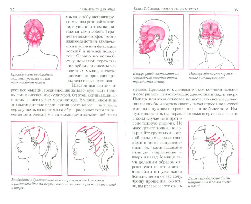 Иллюстрация 1 из 8 для Гимнастика для лица - Бенита Кантиени | Лабиринт - книги. Источник: Лабиринт