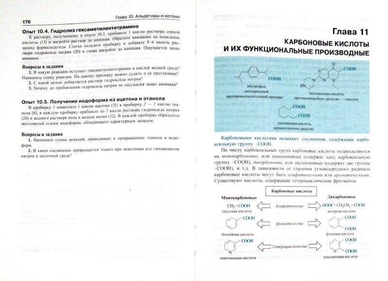 Иллюстрация 1 из 3 для Органическая химия. Учебник для медицинских училищ и колледжей - Зурабян, Лузин | Лабиринт - книги. Источник: Лабиринт