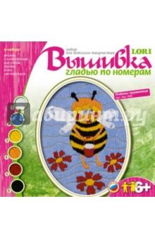 Вышивка гладью Пчелка-труженица (Ваг006)