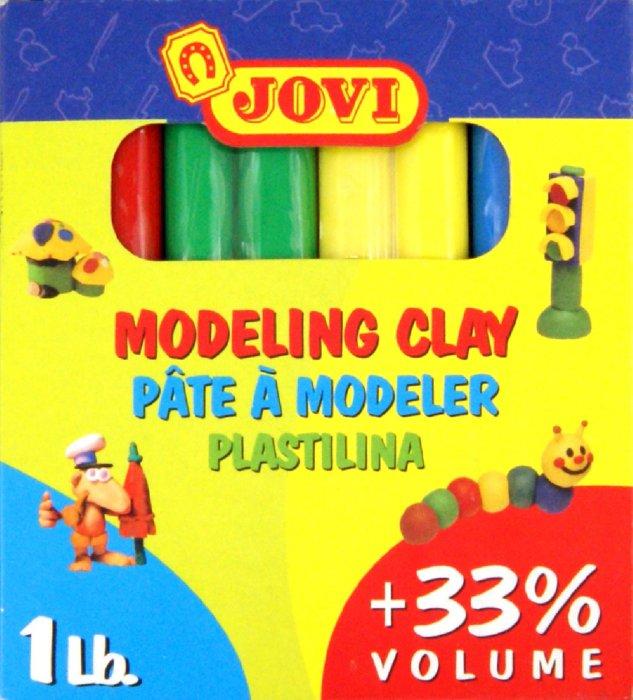 Иллюстрация 1 из 4 для Пластилин: 4цвета.113гр.(74S)   Лабиринт - игрушки. Источник: Лабиринт