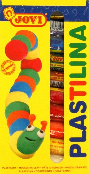 Иллюстрация 1 из 6 для Пластилин 10 цветов*14 гр. (90/10) | Лабиринт - игрушки. Источник: Лабиринт