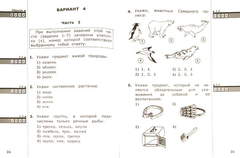 Иллюстрация 1 из 9 для Окружающий мир. Итоговая аттестация. 1 класс. Типовые тестовые задания - Ольга Крылова | Лабиринт - книги. Источник: Лабиринт