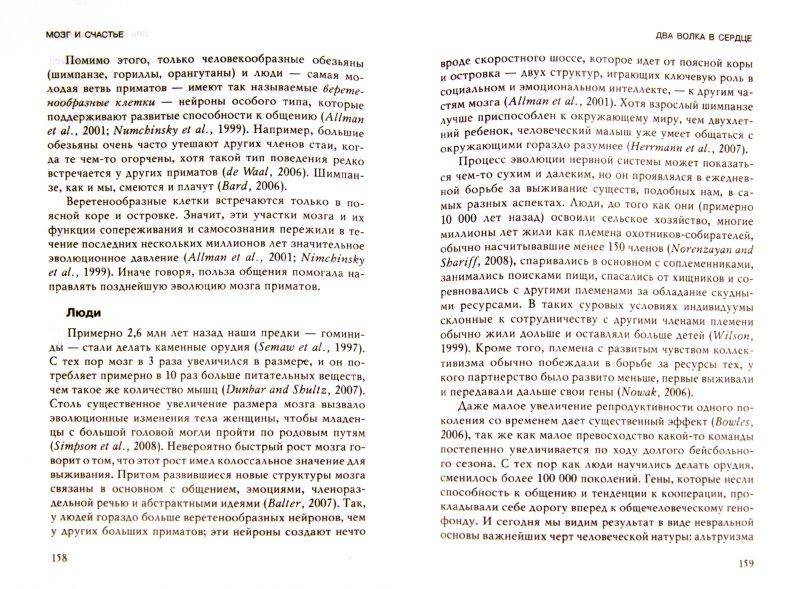 Иллюстрация 1 из 14 для Мозг и счастье. Загадки современной нейропсихологии - Мендиус, Хансон | Лабиринт - книги. Источник: Лабиринт