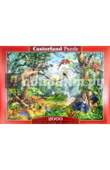 Жизнь в джунглях,  2000 деталей (C-200375-NEW)
