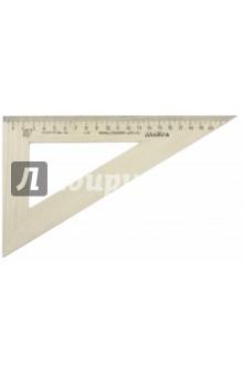 Треугольник 30°/230 мм деревянный (С137) МД НП Красная звезда